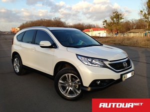 Honda CR-V 2.4 Executive + NAVI