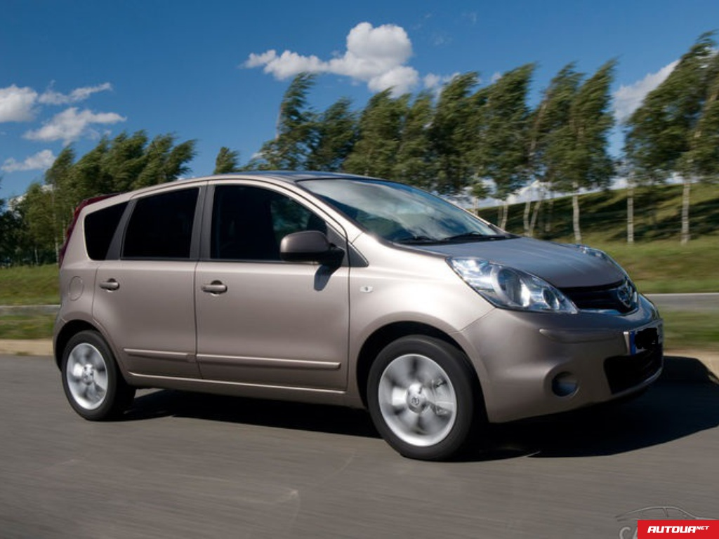 Nissan Note 1,6 АТ  2011 года за 350 917 грн в Днепре