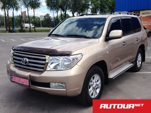 Toyota Land Cruiser 200 7-MECT IDEAL HE KPASHEN