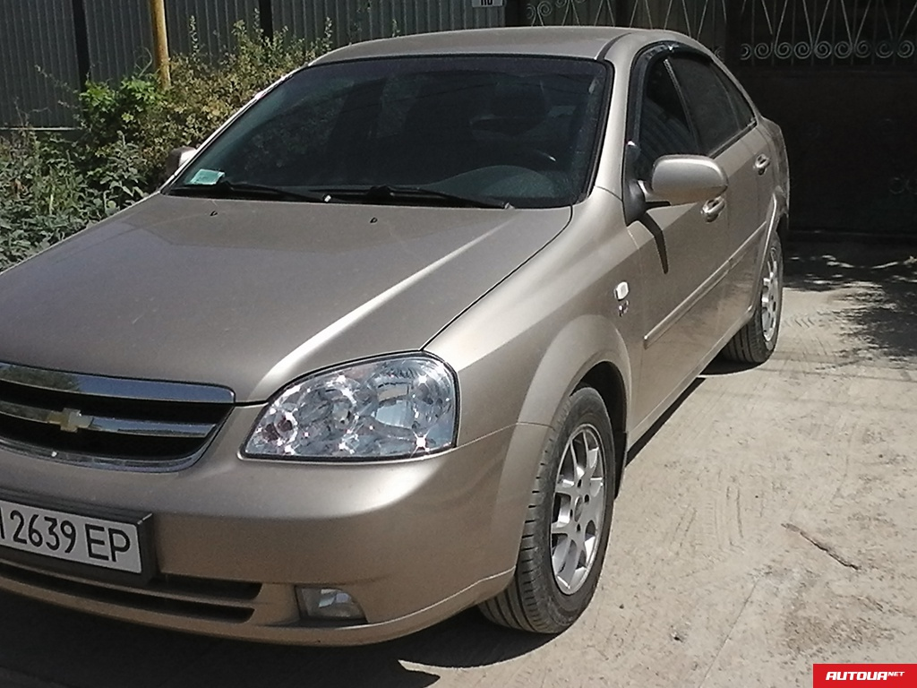 Chevrolet Lacetti CDX (максимальная) 2008 года за 283 433 грн в Одессе