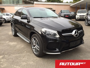 Mercedes-Benz M-Class GLE 400 AMG Coupe