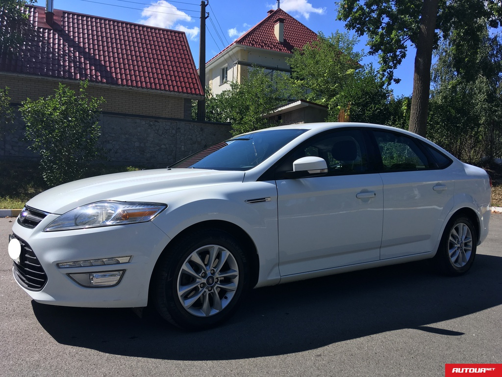 Ford Mondeo 1.6 Ecoboost MT Business (160 hp) 2012 года за 308 395 грн в Киеве