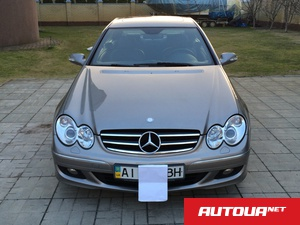 Mercedes-Benz CLK 280 Авангард