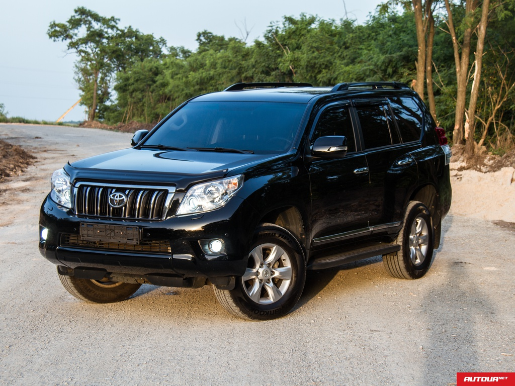 Toyota Land Cruiser Prado 2.7 Europe Full 2013 года за 944 749 грн в Днепре