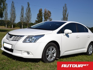Toyota Avensis 1.8 MT Sol