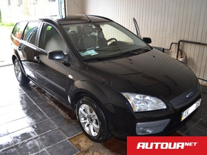 Ford Focus 1.6 MT TREND+