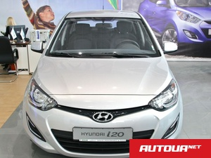 Hyundai i20 1.4 Comfort AT