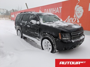 Chevrolet Tahoe LTZ 5.3L AT