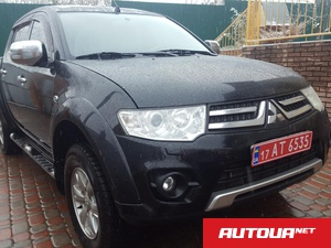 Mitsubishi L 200 TD Intense LONG Restyling