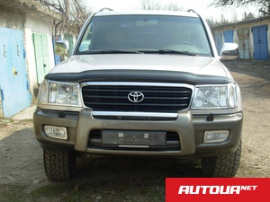 Toyota Land Cruiser 100 VX