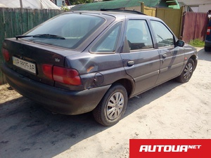 Ford Escort 1,6 МТ