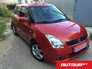 Suzuki Swift 1.3 AT