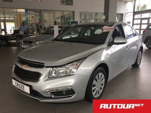 Chevrolet Cruze 1,4 Turbo 6MT