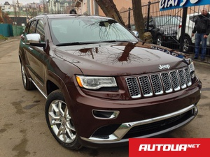 Jeep Grand Cherokee SUMMIT 3.0 ecodisel