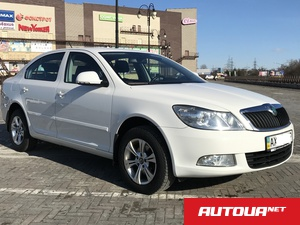 Skoda Octavia 1.8 AT6 Ambition