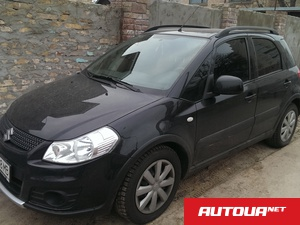 Suzuki SX4 1,6 AT