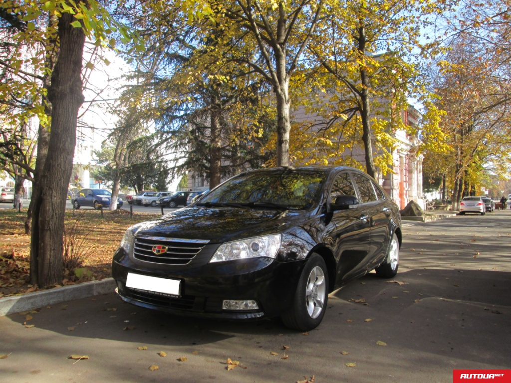 Geely Emgrand 7 Comfort 2012 года за 229 446 грн в Днепре