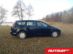 Ford Focus Ford Focus Wagon 1.6 16V