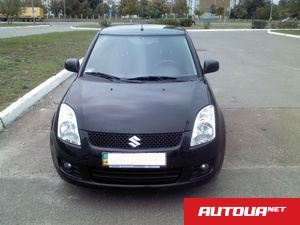Suzuki Swift GLX 1.3 Механика