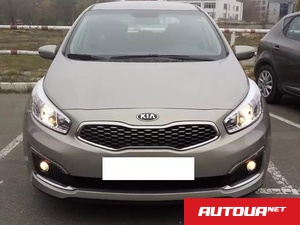 Kia Ceed 1,6 MT Business