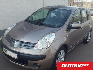 Nissan Note Tekna 1.6i AT