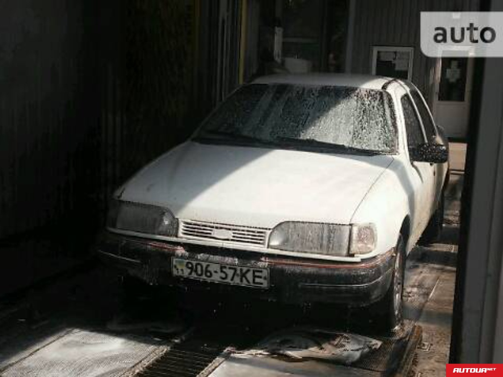 Ford Sierra 1.6 Comfort-lux 1987 года за 67 484 грн в Киеве