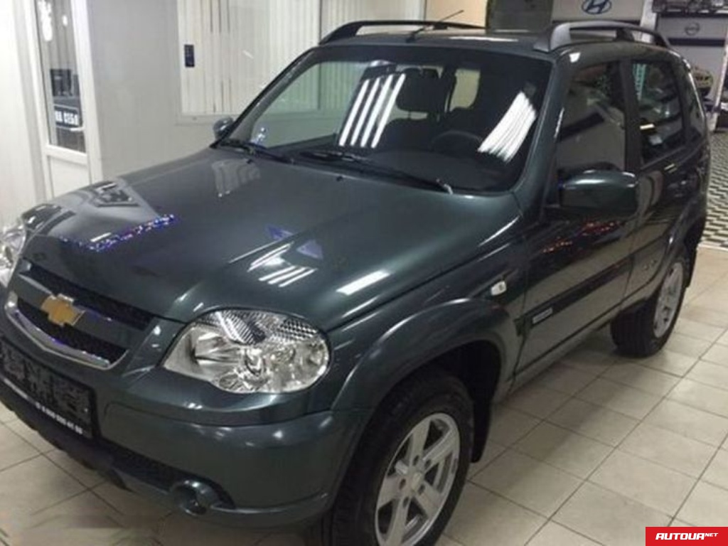 Chevrolet Niva Chevrolet Niva 1.7 MT (LE)+ 2014 года за 221 000 грн в Белой Церкви
