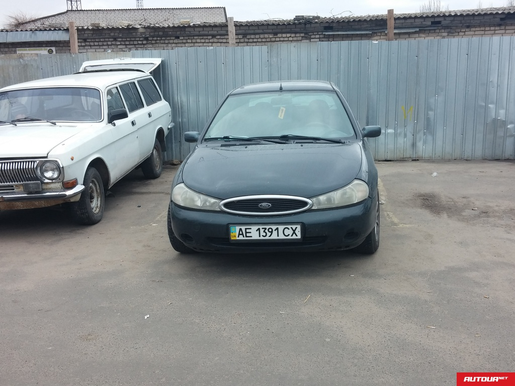Ford Mondeo 2,0 BAP comfort 1997 года за 107 974 грн в Кривом Роге