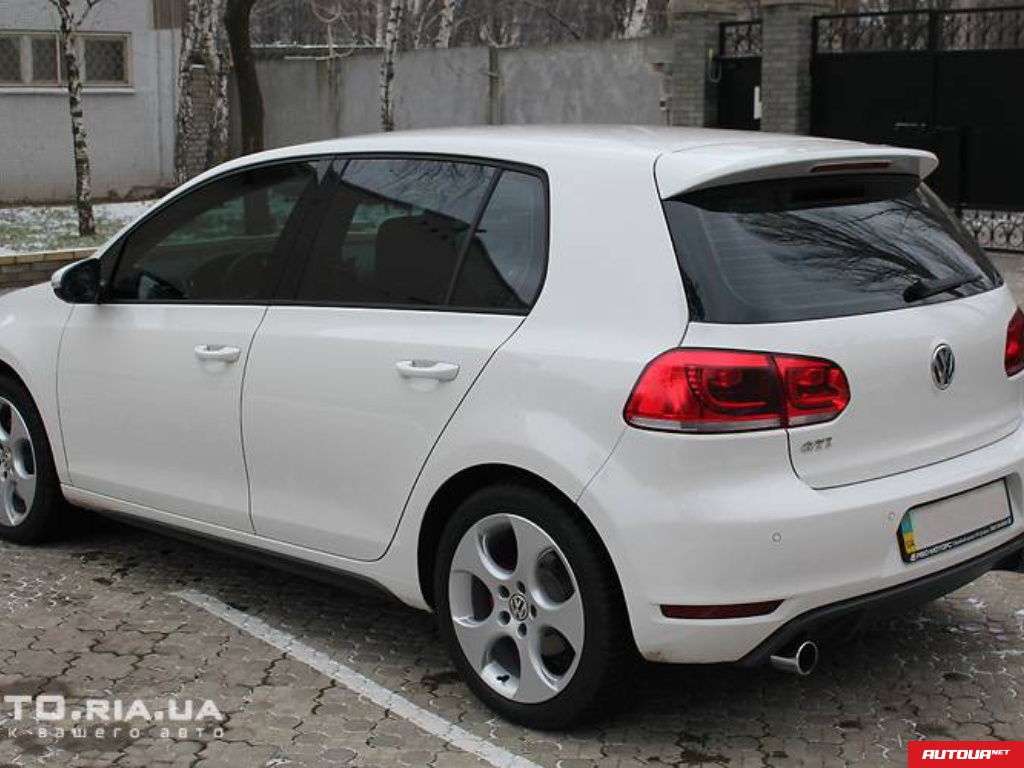 Volkswagen Golf GTI  2012 года за 863 795 грн в Краматорске