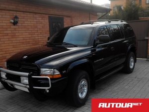 Dodge Durango USA