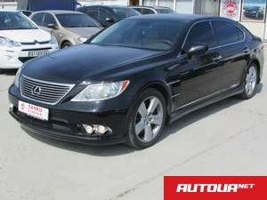 Lexus LS 460 long awd