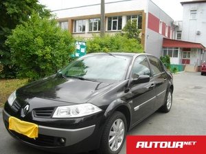 Renault Megane  Sedan 1.6 AT Confort Extremе