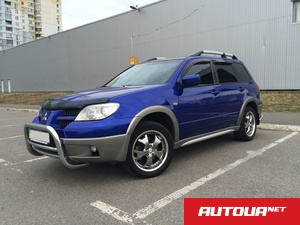Mitsubishi Outlander 2.4 AT Sport