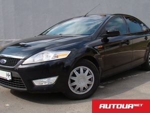 Ford Mondeo 2,0i MT, Trend