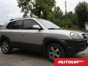 Hyundai Tucson 2.0 superlux