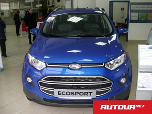 Ford EcoSport Trend+SYNC