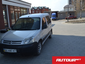 Citroen Berlingo 1.9 дизель простой