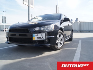Mitsubishi Lancer X Sportback 1.8 AT Intense (S04)