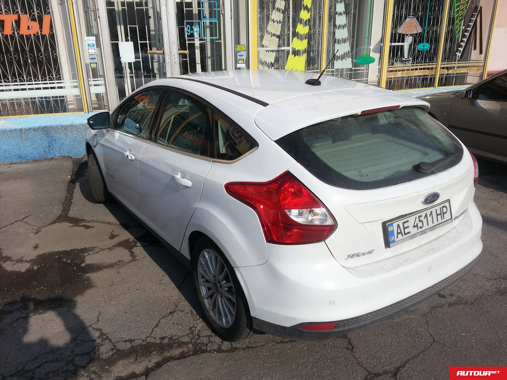 Ford Focus Электро 2013 года за 512 878 грн в Днепре