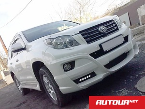 Toyota Land Cruiser Prado 150 Tuning
