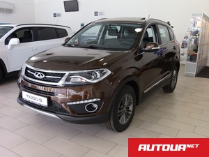 Chery Tiggo Luxury