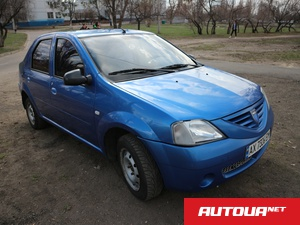 Dacia Logan 1.4 MPI Basic