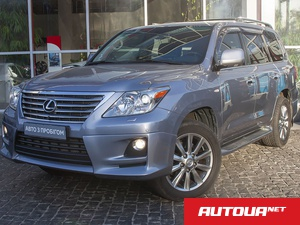 Lexus LX 570 High Luxury