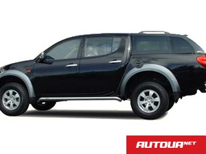 Mitsubishi L 200 L 200 2.5 AT Intense