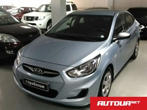 Hyundai Solaris 1.4 MT Active