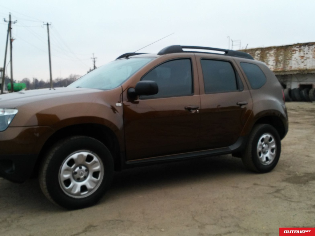 Renault Duster 4x4 2011 года за 310 426 грн в Киеве