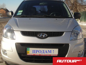 Hyundai Matrix 1.6 бензин