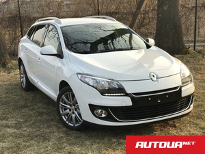 Renault Megane 1.5 dci Collection 2013