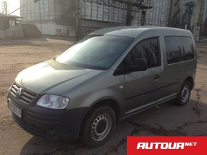 Volkswagen Caddy 1.9 AT TDI