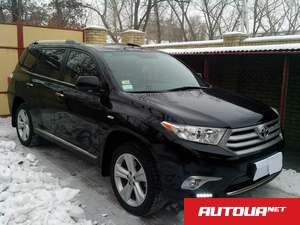 Toyota Highlander 3.5 AT Premium